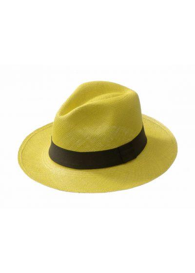 Panama Hatt CLASSIC Yellow